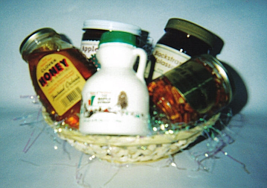 Bakers Collection Gift Basket