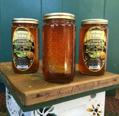 Chunk Honey