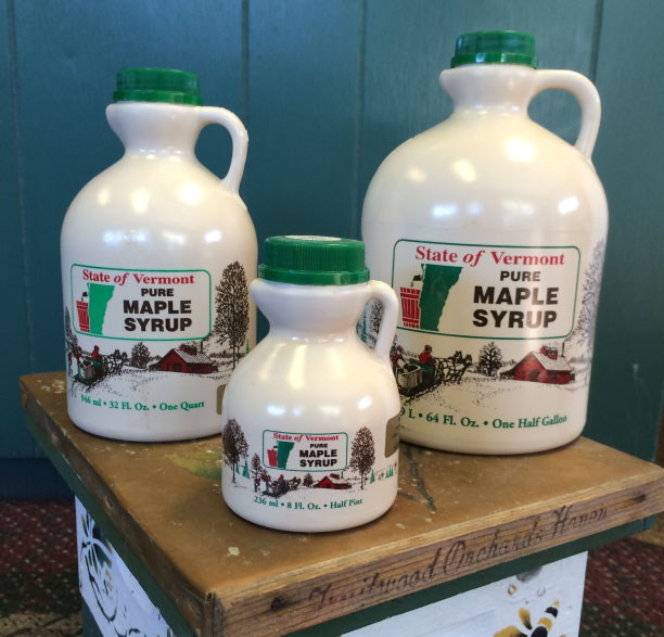 Dark Vermont Maple Syrup